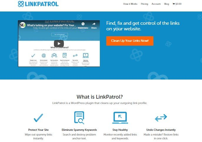 LinkPatrol